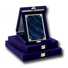 Kék plüss doboz DP14 A